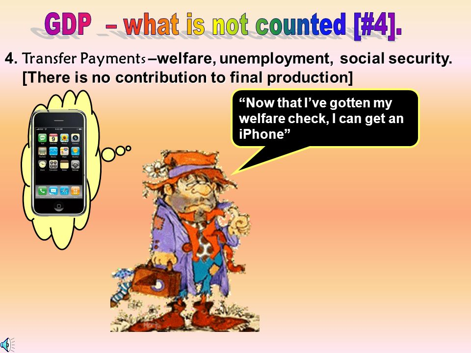GDP – what is not counted [#4].